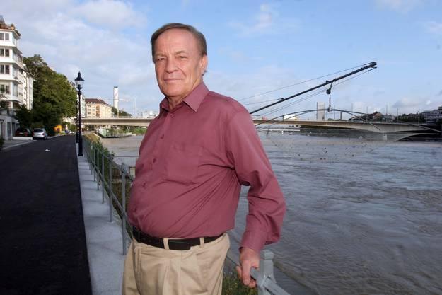Werner Spitteler, alt Gesundheitsdirektor Baselland. (Foto: Tino Briner)