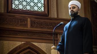 23 Jahre lang war der Bosnier Muris Puric Imam in Oberentfelden – dieses Foto wurde 2015 aufgenommen, als er noch im Amt war.