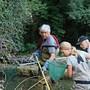 Der Kanton führte Ende Juli 2018 zusammen mit den Pächtern an der Sissle eine Notabfischung durch.