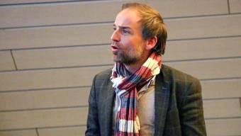 Landschaftsplaner Geni Widrig.