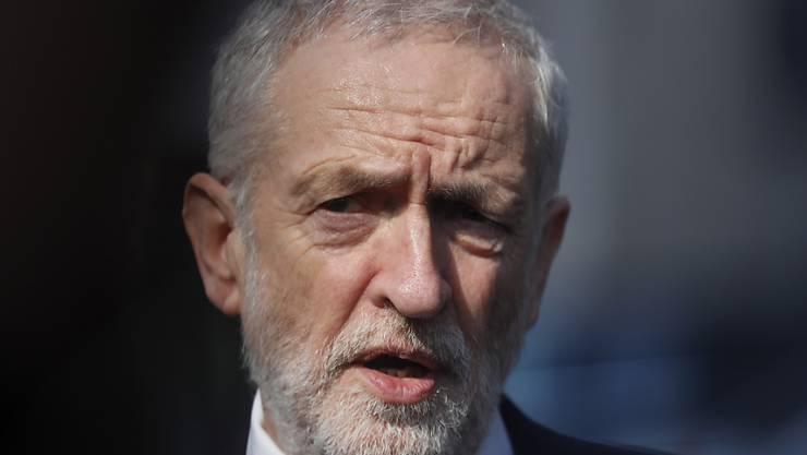 Im Ringen um einen Kompromiss zum Brexit hat Labour-Chef Jeremy Corbyn die Gespräche mit der Regierung abgebrochen. (Archivbild)