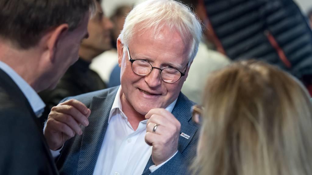 Zieht sich aus der St.Galler Stadtrats-Ersatzwahl zurück: Jürg Brunner (SVP).