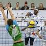 Schönenwerds neuer Mittelblocker Shonari Hepburn führte Luzern in der vergangenen Saison auf Platz drei der NLA.