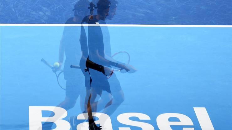 Roger Federer verpasst das Turnier in Basel zum ersten Mal seit 11 Jahren.EQ Images/Melanie Duchene