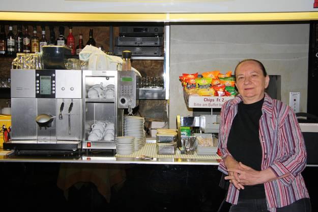 Marta Kaus steht seit 1965 im Chutz ihre Frau