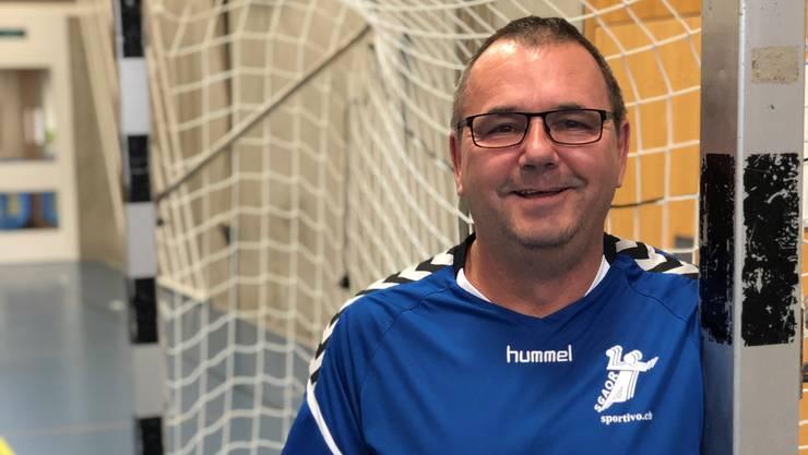 Peter Göbel ist seit knapp 20 Jahren Präsident des HV Rothrist.