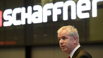 Schaffner-CEO Alexander Hagemann. (Archiv)
