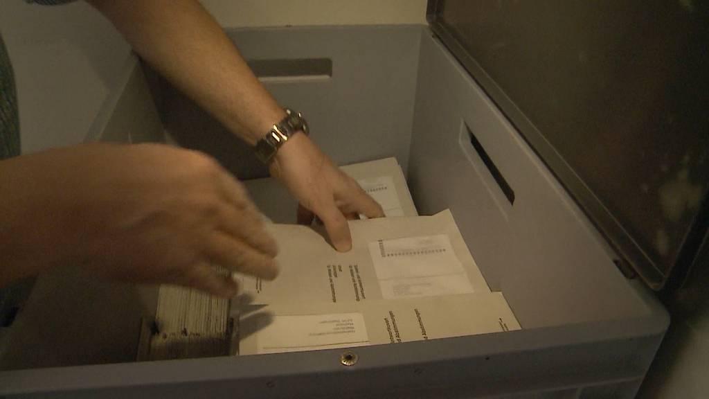Wie hoch ist die Stimmbeteiligung bei den Abstimmungen?