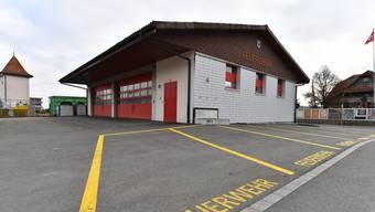 Das Feuerwehrmagazin von Niederbuchsiten soll dem heutigen Standart angepasst werden.