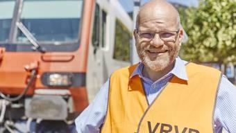 Markus Schindelholz, Balsthal / Geschäftsführer der OeBB (Archivbild)