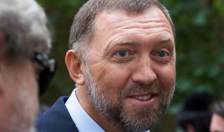 Russischer Oligarch Deripaska klagt gegen US-Sanktionen