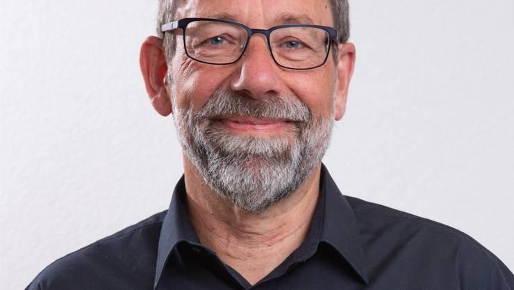 Peter Stucki, neues Gemeinderatsmitglied in Obersiggenthal