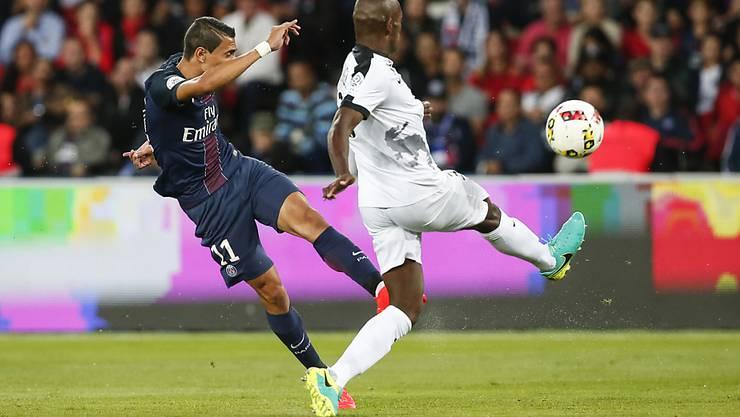 Angel di Maria zieht ab: Aufsteiger Metz kommt in Paris unter Beschuss und verliert 0:3