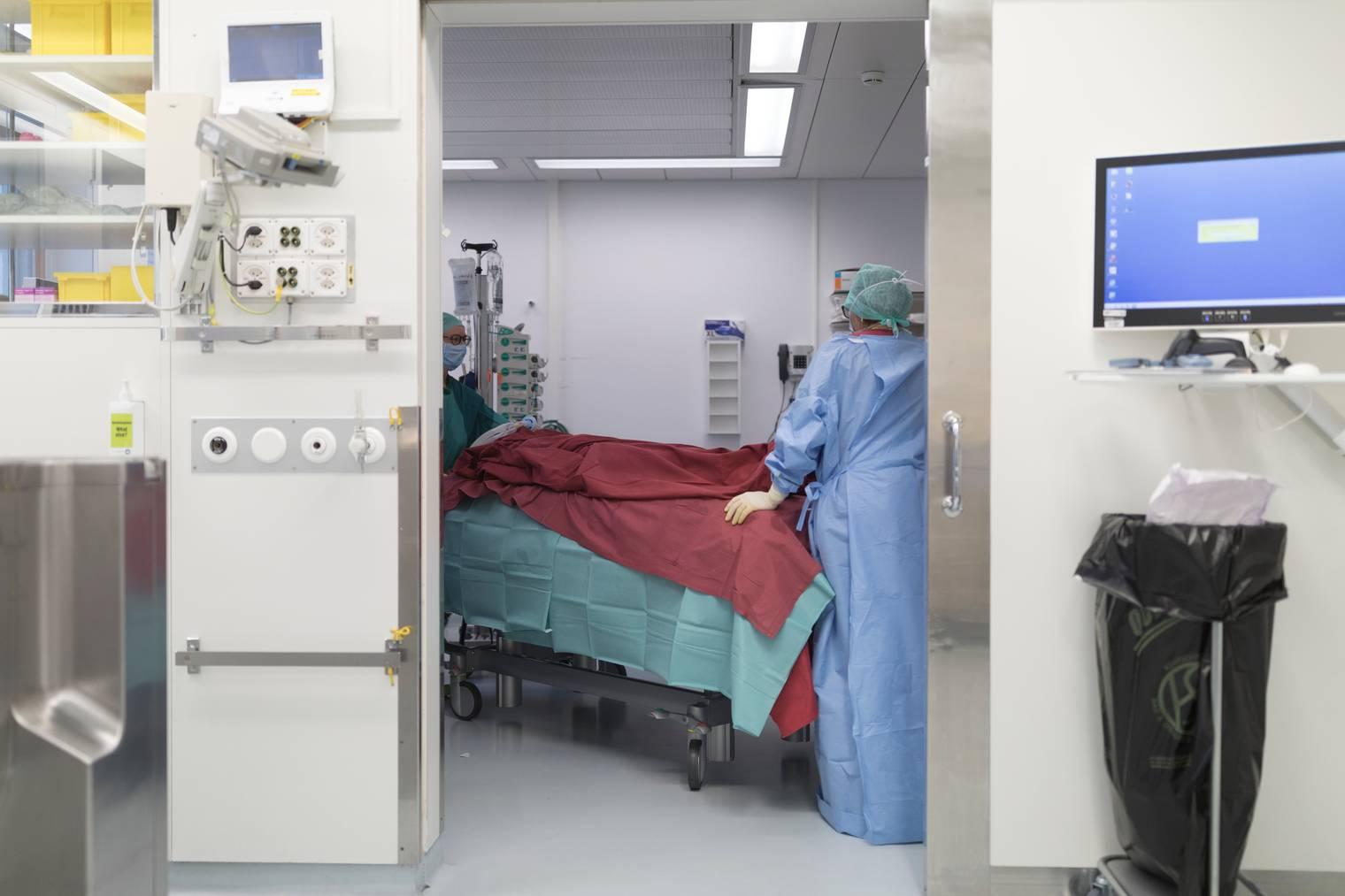 Operationen müssten teils verschoben werden.