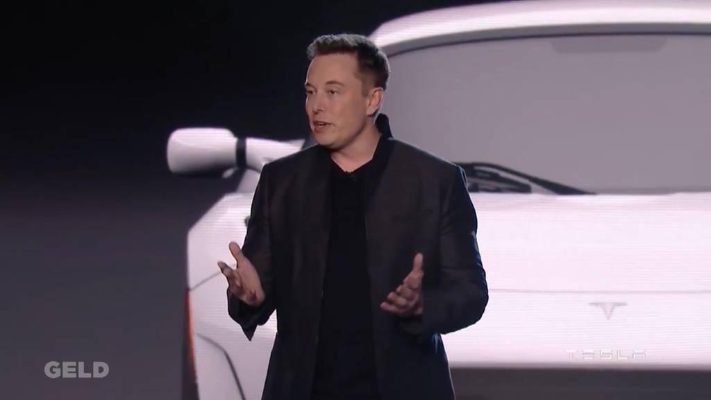Tesla: Erfolg an der Börse / Wasserstoff-Tankstellennetz Schweiz