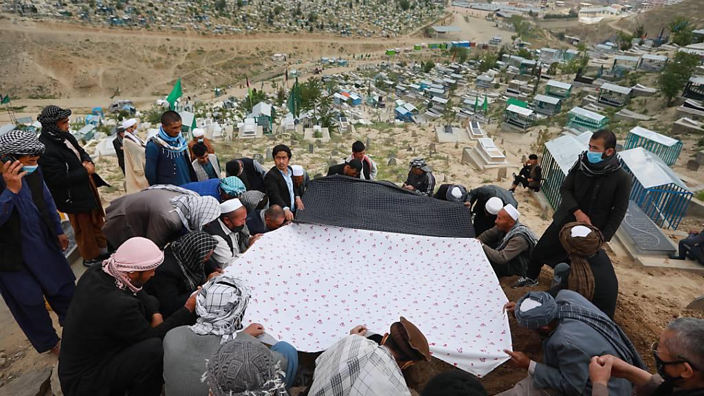 US-Regierung macht IS für Anschläge in Afghanistan verantwortlich