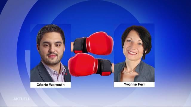 SP-Geschlechterkampf: Wermuth gegen Feri