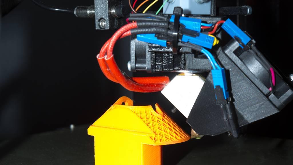 Makellose 3D-Drucke mit neuem Verfahren