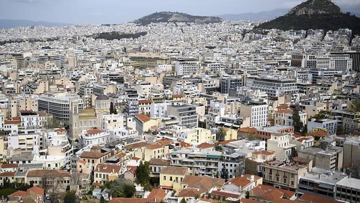 Die neue griechische Regierung in Athen versucht mit Steuererleichterungen, den Wirtschaftskreislauf anzukurbeln. (Archivbild)