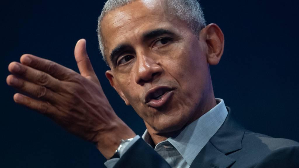 Obama: Sicherheitskräfte bei Sturm aufs Kapitol schlecht vorbereitet
