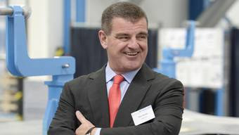 Peter Spuhler behält bei Stadler Rail trotz Rücktritt als CEO das Sagen. Er bleibt Verwaltungsratspräsident und hält 80 Prozent der Aktien. (Archiv)