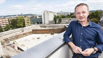Primo Schär, Dekan der Medizinischen Fakultät der Uni Basel.