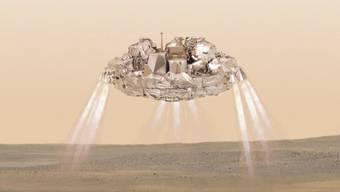 ExoMars Landung auf dem Mars ESA