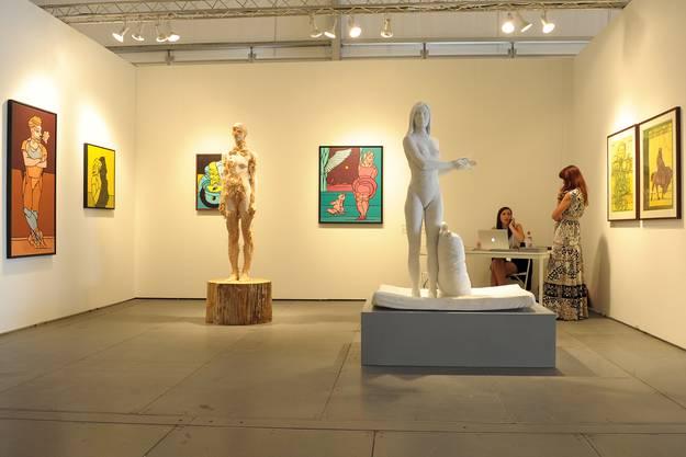 Scope 2014: Die Barbara Paci Art Gallery.