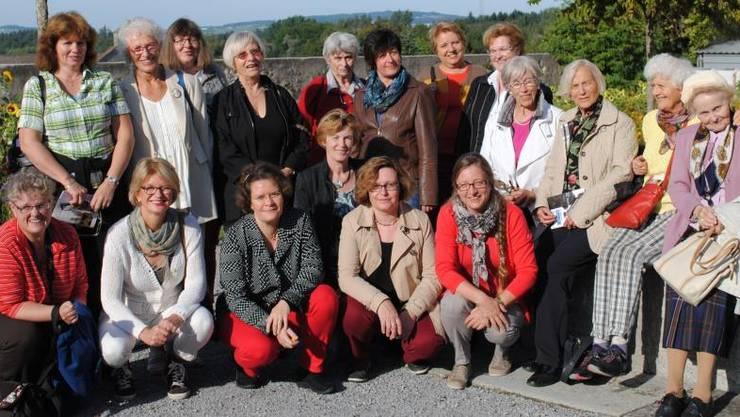 Vereinsreise 2013 ins Freiamt