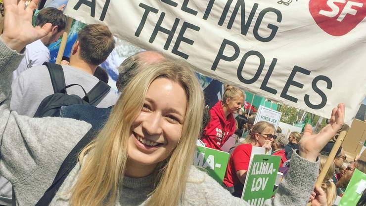 Kira Peter-Hansen ist die jüngste EU-Abgeordnete aller Zeiten.