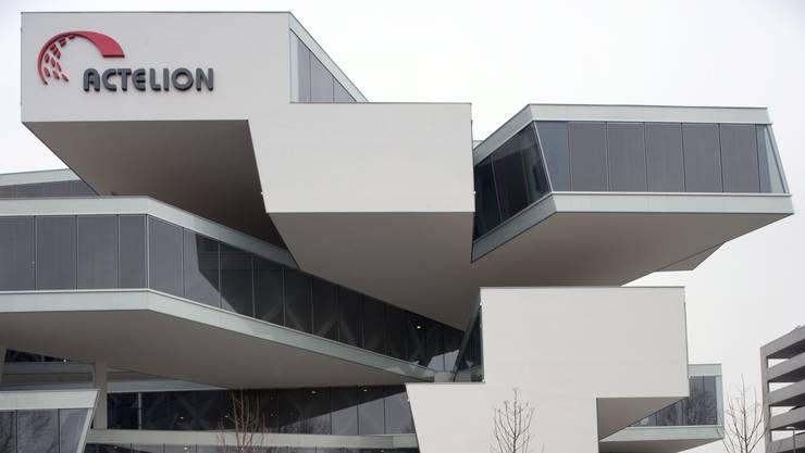 Der US-Konzern Johnson & Johnson schluckt das Baselbieter Biotechunternehmen Actelion für 30 Milliarden Dollar. (Archivbild)