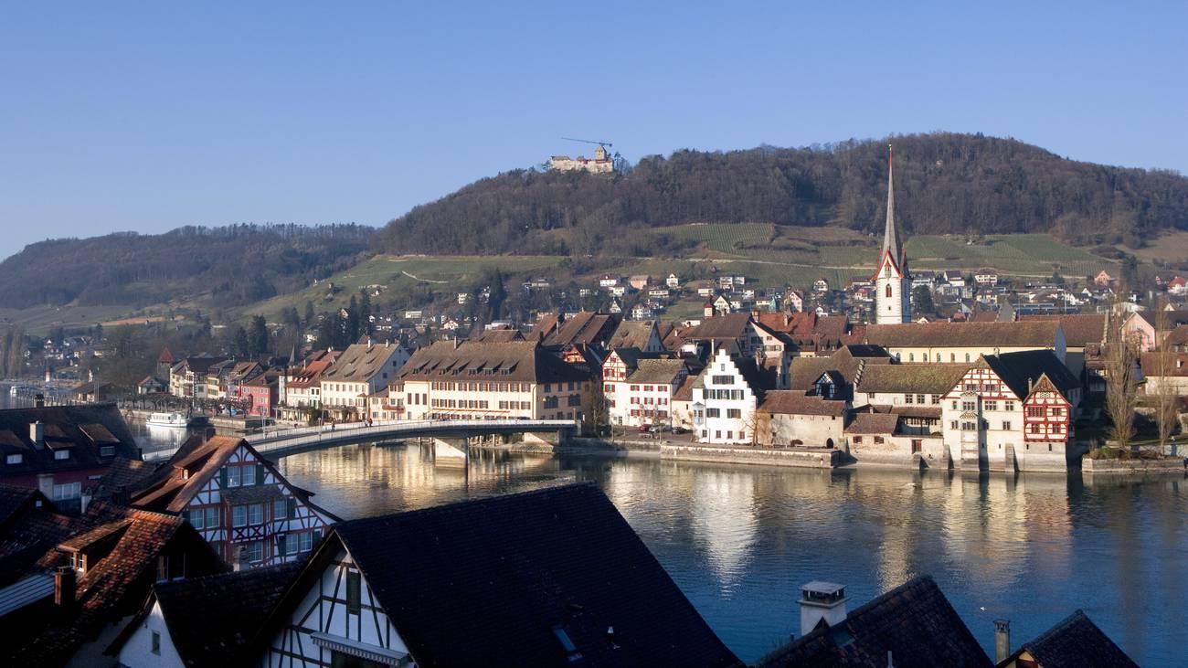 Stein am Rhein Böötlen