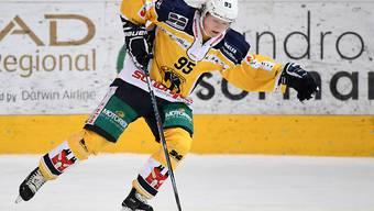 La Chaux-de-Fonds statt Langenthal: Verteidiger Philip Ahlström wechselt in der Swiss League den Arbeitgeber