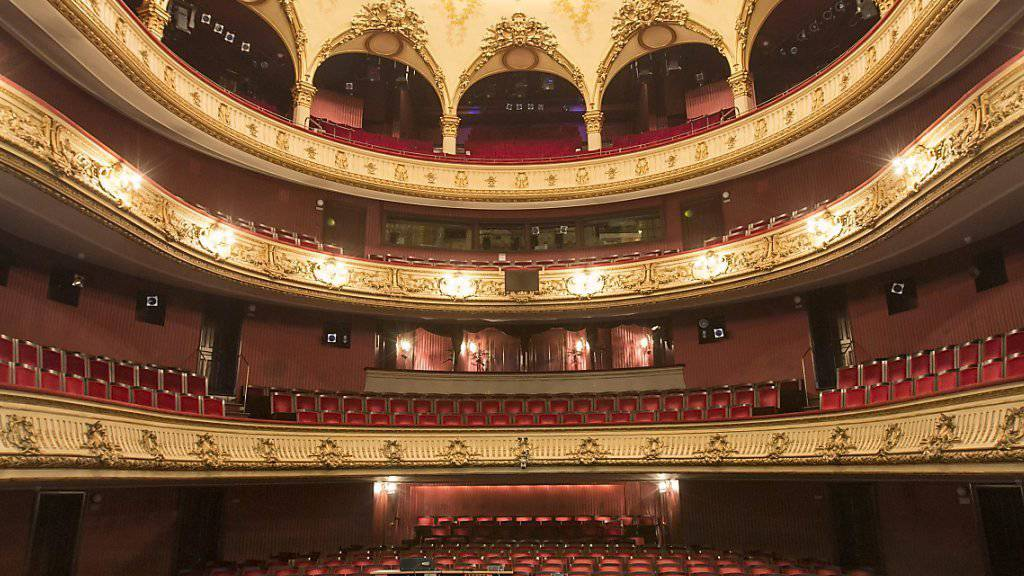 Eklat beim Berner Stadttheater: die neue Schauspieldirektorin Stephanie Gräve muss bereits den Hut nehmen. Sie wurde am Donnerstag freigestellt.