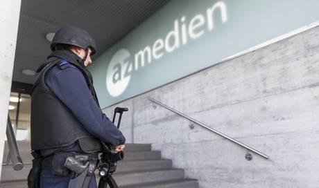 Drohung gegen «Blick» – Polizei rückte zu Schweizer Medienhäusern mit Maschinenpistolen an