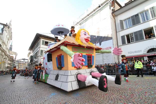 Muttiturmbiiser-Zunft Solothurn