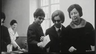 1968 gingen die ersten Frauen im Kanton Basel-Landschaft wählen
