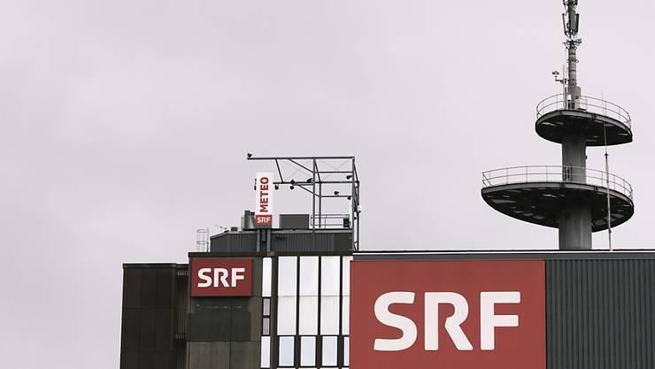 SRF zieht für das Jahr 2018 eine positive Bilanz .(Symbolbild)