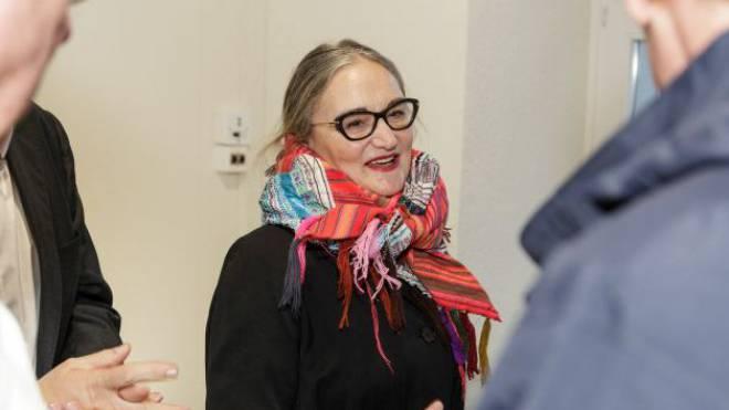 «Eine anziehende Welt»: Auch Katja Früh zog es in die Filmbranche. Foto: SRF