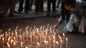 Gedenken an die Vergewaltigungsopfer (Archiv)