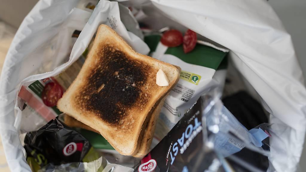 Lebensmittelverschwendung ist in der Schweiz ein grosses Problem. Ein Drittel aller Lebensmittel werden verschwendet. (Symbolbild)