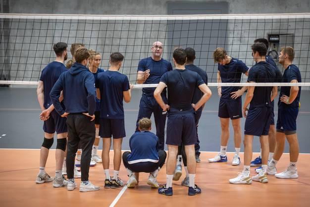 Kotnik könnte Volley Schönenwerd dieses Jahr zum ersten Meistertitel der Vereinsgeschichte führen.