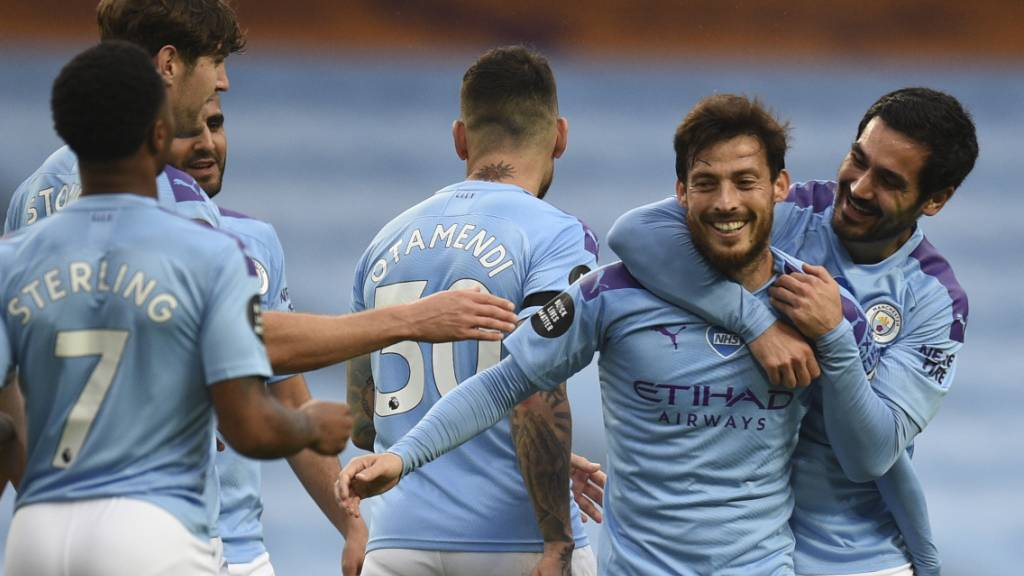 Manchester City zeigt vehemente Reaktion gegen Newcastle
