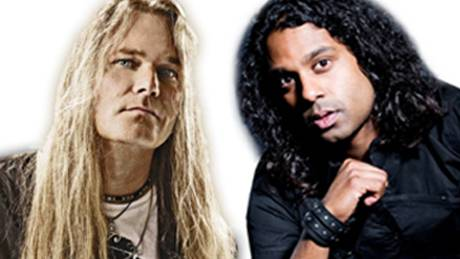 Rythmusgitarrist Thomas Muster und Sänger John Prakesh erinnern sich an Steve Lee.