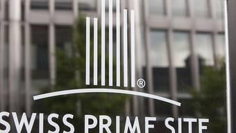 Höhere Mieterträge: Die grösste Schweizer Immobiliengesellschaft Swiss Prime Site konnte im ersten Halbjahr den Gewinn erhöhen. (Archiv)