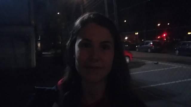 Bringt Licht ins Dunkle: Das sagt Stephanie Erne nach der Schlappe gegen Yverdon.