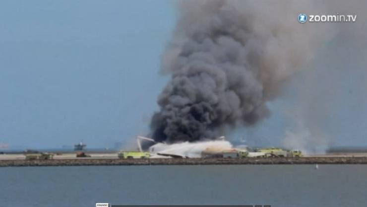 Der Pilot der verunglückten Maschine in San Francisco hatte kaum Erfahrung mit einer Boeing 777