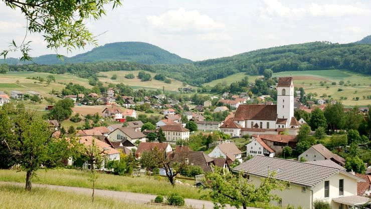Die Gemeinde Herznach verfügt über ein Ortsbild von nationaler Bedeutung.  toni widmer