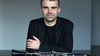 Der Remiger Klarinettist Moritz Roelcke