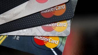 In Asien stark gewachsen: MasterCard (Archiv)